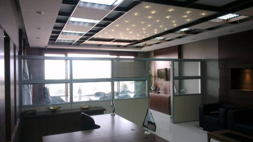 petroleum office rebuild in 2015 by aban office