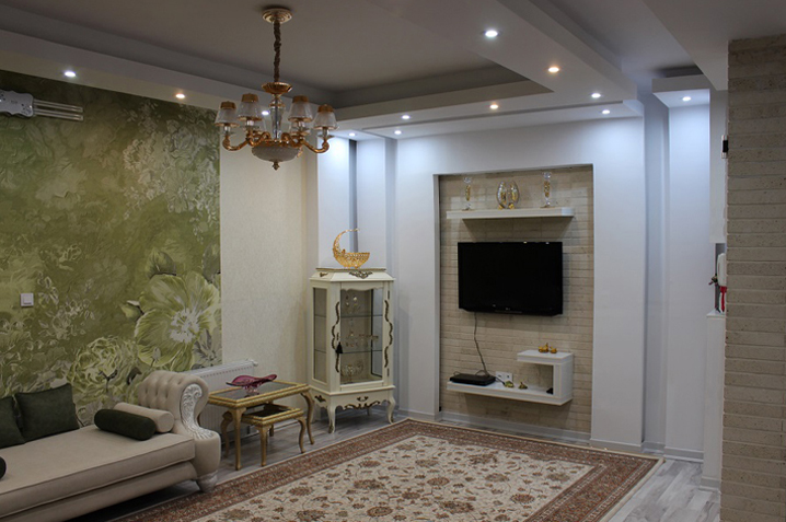 Resalat Residential Rebuild and Interior architecture